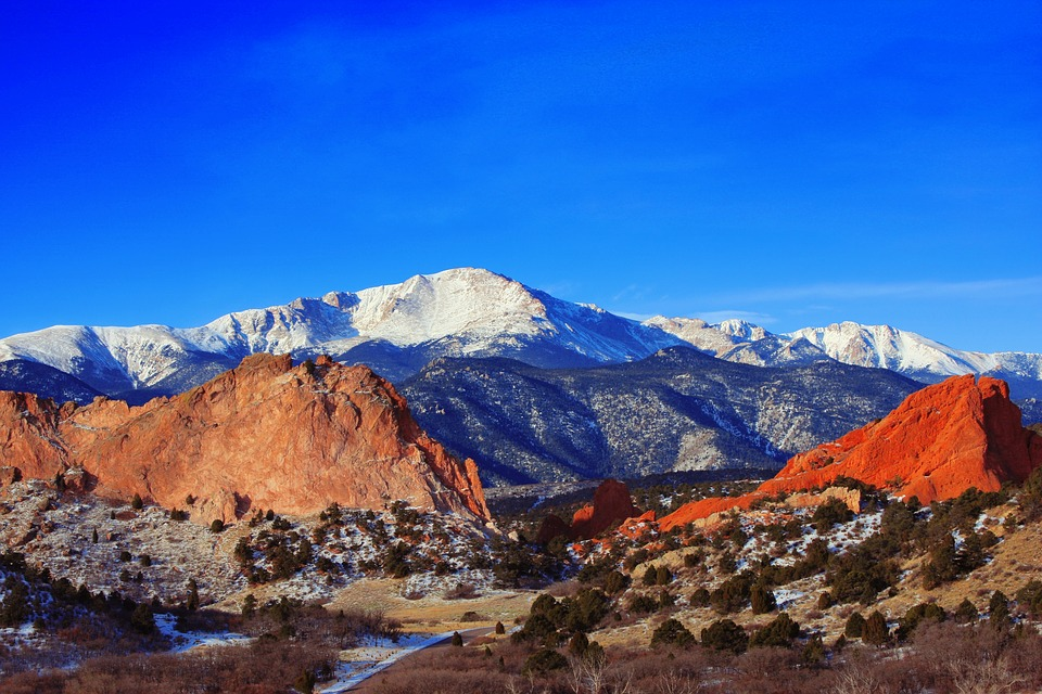 Pikes Peak Or Bust Tour